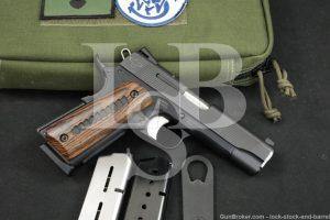 "Smith & Wesson S&W SW1911 Gunsite 108304 1911 45 ACP 4.25"" Semi-Auto Pistol"