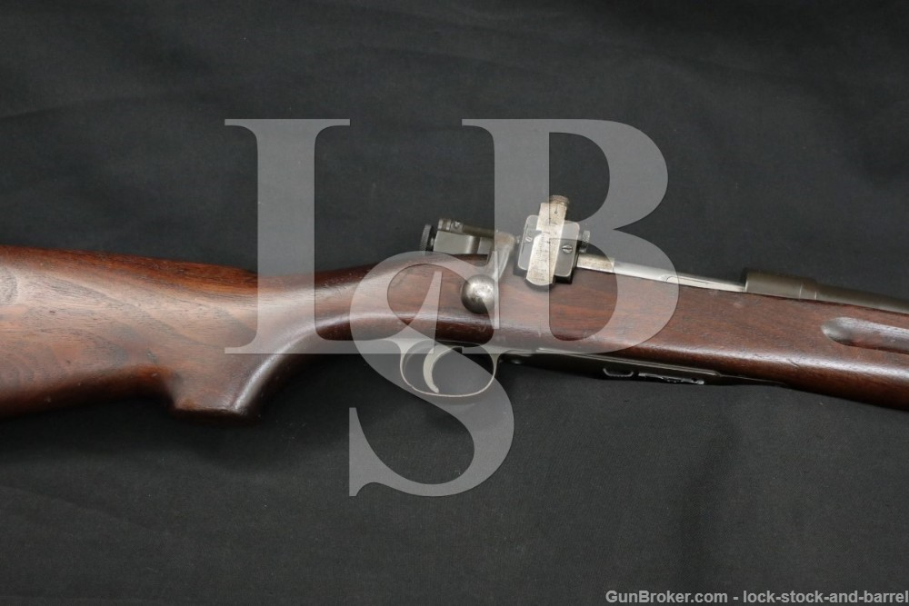 Springfield Armory 1922 M2 .22 LR 1903 Trainer Bolt Action Rifle, 1937 C&R