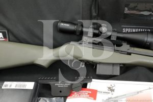 "Springfield Armory M1A M1-A M14 .308 Win 22"" Semi-Automatic Rifle, MFD 2008"