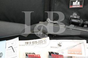"Springfield Armory M1A M1-A Socom 308 Win 16"" Semi-Automatic Rifle MFD 2018"