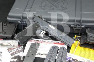 "Springfield Armory Model 1911-A1 TRP Operator PC9105LCA .45 ACP 5"" Pistol"
