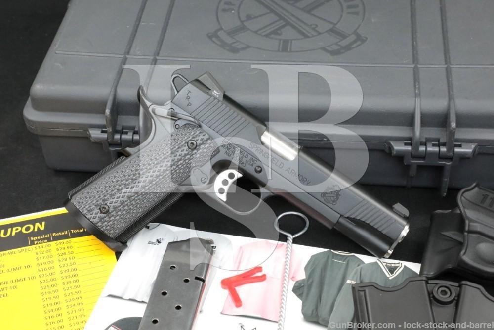 "Springfield Armory Model 1911-A1 TRP PC9108LP .45 ACP 5"" Semi-Auto Pistol"