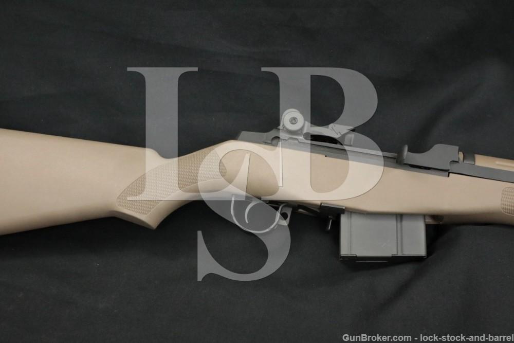 Springfield Armory Scout Squad M1A M1-A M14 .308 Win Semi-Auto Rifle 2010's