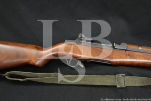 Springfield M1 Garand .308 Win 16.5 Inch Barrel Semi-Auto Rifle Flash Hider