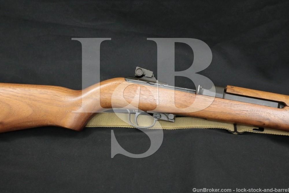 Standard Products M1 Carbine .30 Semi Auto Rifle MFD 1944 C&R