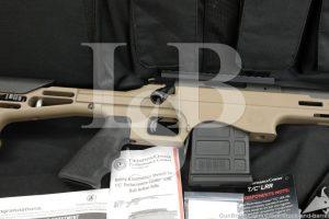 Thompson Center Arms TC S&W Performance LRR 6.5 Creedmoor Bolt Action Rifle