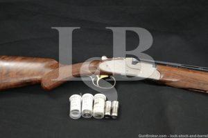 """Weatherby Japan Model Athena 20 GA 26"""" Over Under O/U Shotgun"""