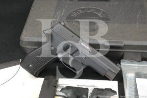 West German Sig Sauer P226 P-226 9mm Parabellum Semi-Automatic Pistol, 1994