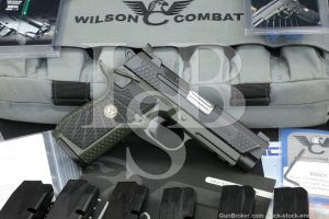 "Wilson Combat EDC X9 EDCX9 9mm 4"" 1911 Style Semi-Auto Pistol 2018"