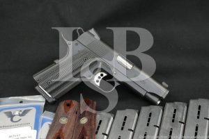 "Wilson Combat Model Stealth .45 ACP 4"" Semi-Automatic Pistol"