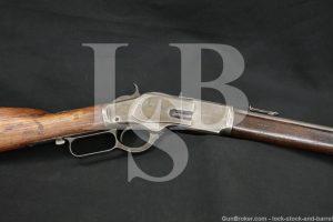 Winchester 1873 Saddle Ring Carbine SRC .44-40 WCF Lever Rifle 1885 Antique