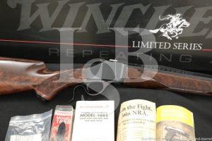 "Winchester 1885 Limited Series High Wall Hunter 6.5 Creedmoor 28"" Rifle"