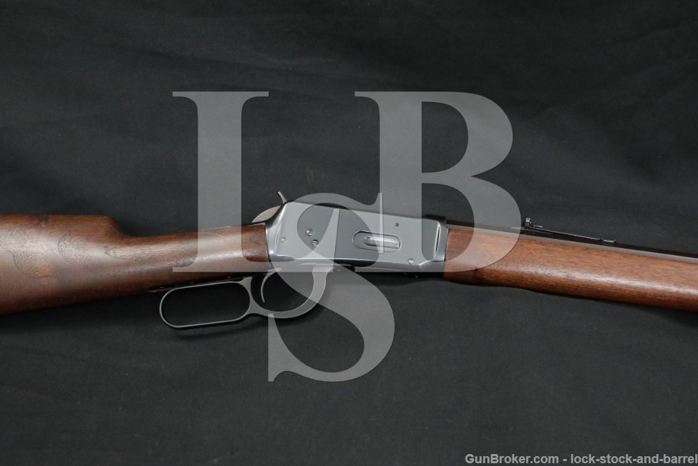 """Winchester 1894 26"""" Octagonal .30-30 WCF Lever Action Rifle, 1897 Antique"""