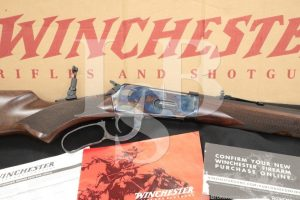 """Winchester 94 Legacy 26"""" Octagonal .38-55 Lever Action Rifle, MFD 2004-2006"""