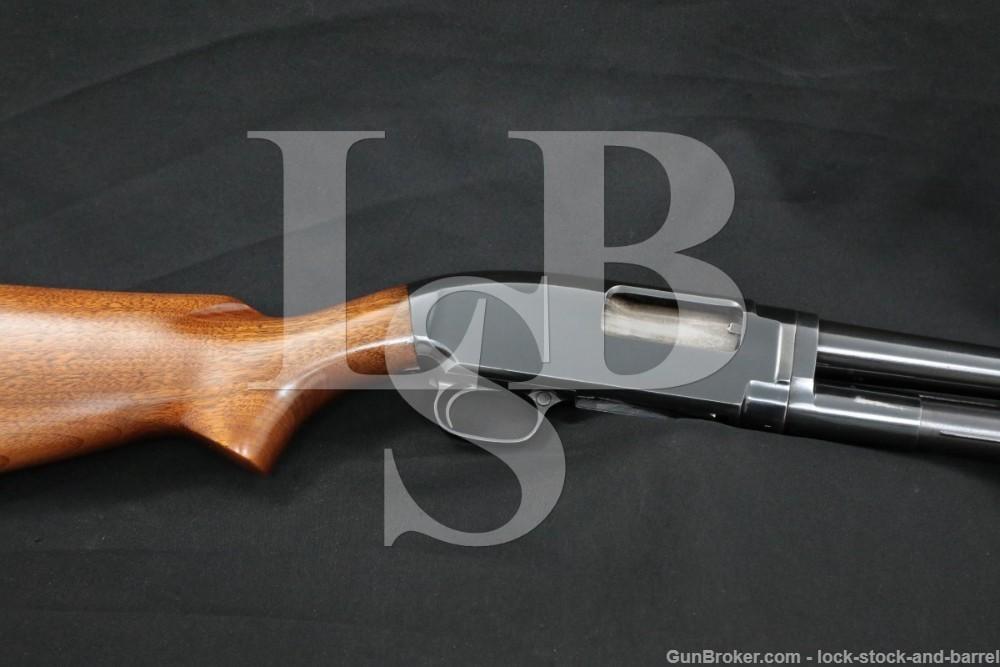 Winchester Model 12 1912 M12 Riot CYL 12 GA Pump Shotgun, MFD 1953 C&R