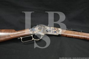 "Winchester Model 1873 '73 Sporter 24"" .357 Mag/.38 Spl Lever Rifle MFD 2014"