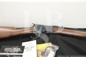 """Winchester Model 1892 Short .357 Magnum 20"""" Lever Action Rifle MFD 2010"""