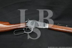Winchester Model 55 Takedown Like 1894 .30-30 WCF Lever Rifle, MFD 1927 C&R