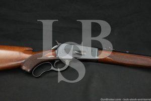 "Winchester Model 71 Deluxe Like 1886 24"" .348 Win Lever Rifle, MFD 1953 C&R"