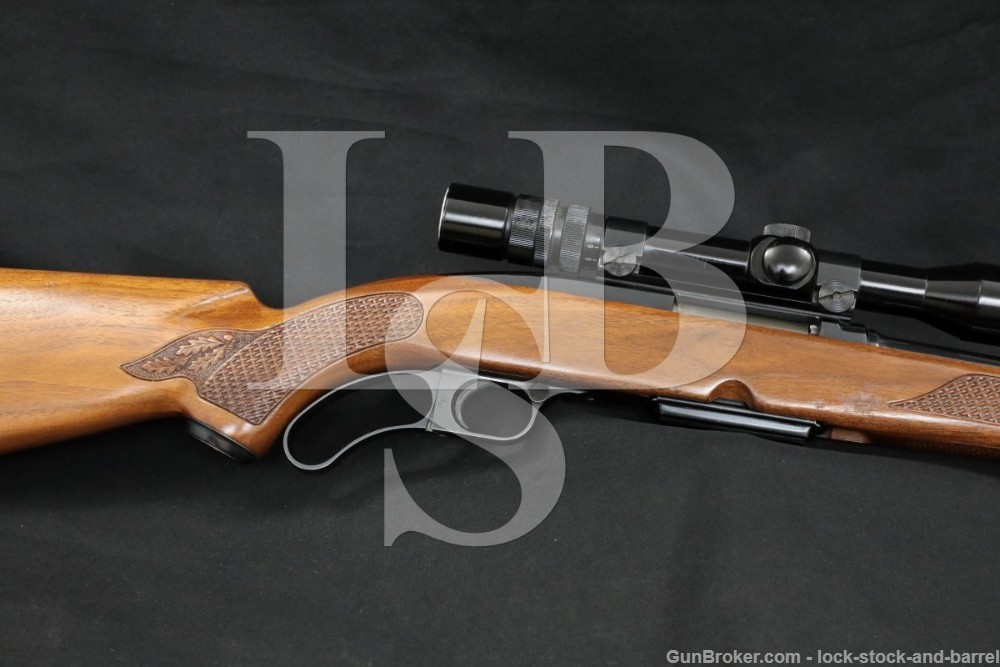 Winchester Model 88 .308 WIn Detachable Mag Lever Action Rifle, 1966 C&R