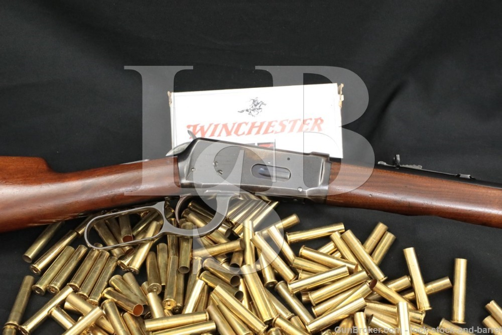 """Winchester Pre-64 1894 94 .38-55 WCF 26"""" Round Lever Action Rifle, 1902 C&R"""
