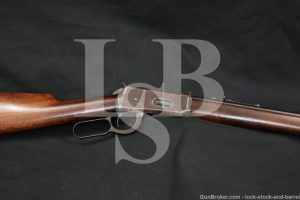 """Winchester Pre-64 1894 94 26"""" Octagonal .30-30 WCF Lever Rifle, 1918 C&R"""