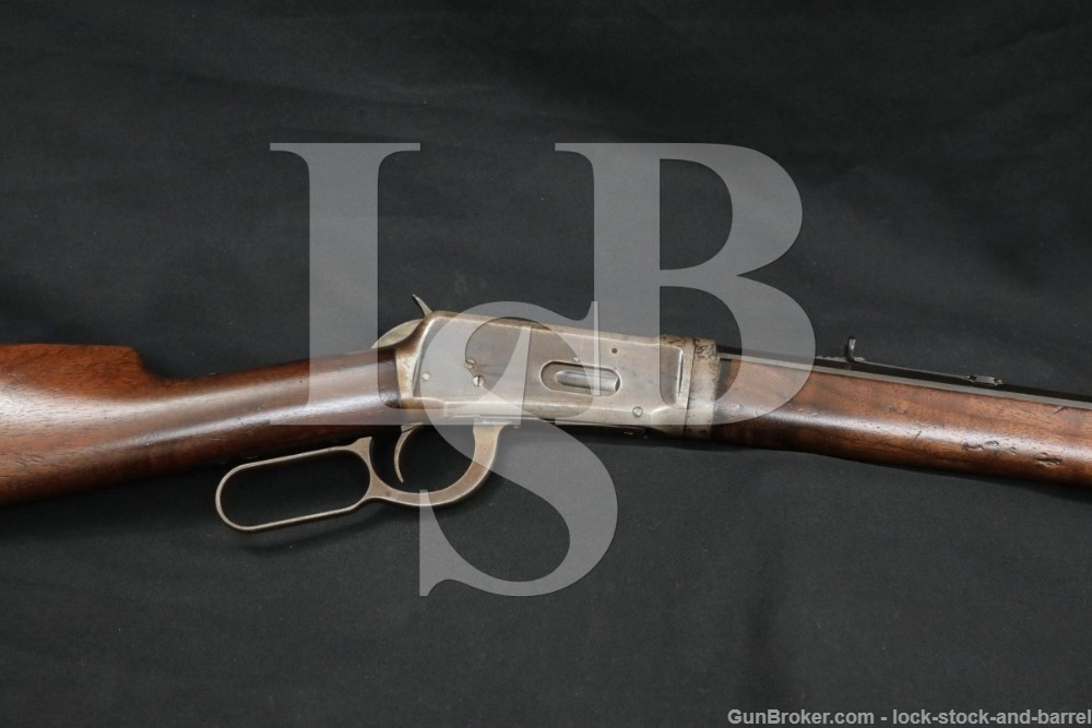 """Winchester Pre-64 1894 94 Takedown 26"""" .30-30 WCF Lever Rifle, MFD 1902 C&R"""