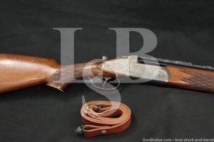 Antonio Zoli Hebsacker 16 GA/.308 Winchester O/U Combination Gun, 1965 C&R