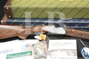 "Beretta Model 687DU 687 Ducks Unlimited .410 GA 26"" Over Under Shotgun 1992"