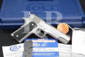 """Colt Government Model 0 01091 .45 ACP 5"""" 1911 Semi-Automatic Pistol"""