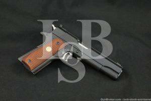 Colt Pre-Gold Cup National Match 1911 .45 ACP Semi-Auto Pistol, 1963 C&R
