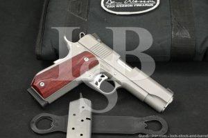 """Dan Wesson Model Commander Classic .45 ACP 4.25"""" 1911 Semi-Auto Pistol"""