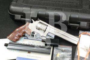 """Dan Wesson Norwich Model 715 .357 Magnum 3"""" 6"""" 8"""" Stainless DA/SA Revolver"""