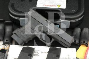 Glock 30 Gen 4 G30 .45 ACP Striker Fired Semi Automatic Pistol, MFD 2013