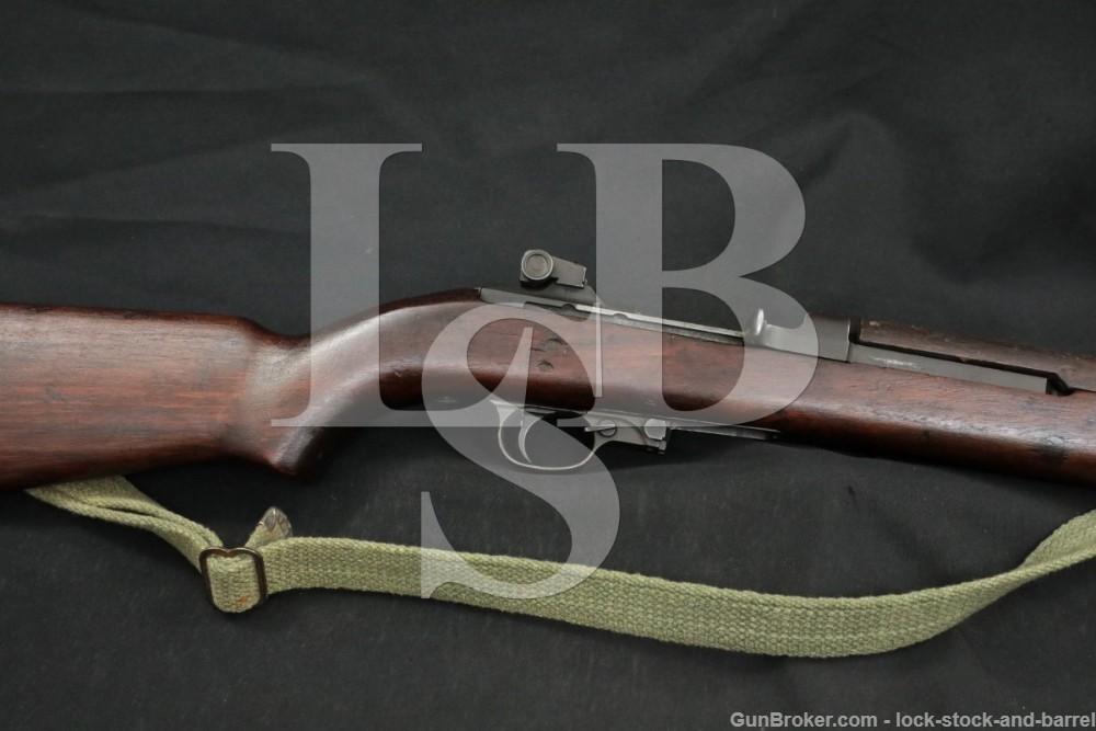 Inland Division M1 Carbine .30 Semi Automatic Rifle 1944 C&R