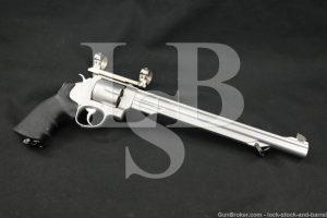 "Lew Horton Smith & Wesson S&W 629-5 Extreme Hunter .44 Mag 12"" Revolver"