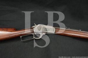 Marlin Firearms Co. Model 1894 .44-40 Winchester Lever Rifle, 1894 Antique