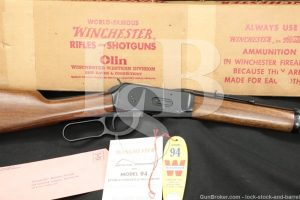 "Pre-64 Winchester Model 1894 94 Carbine .30-30 WCF 20"" Lever Rifle 1963 C&R"