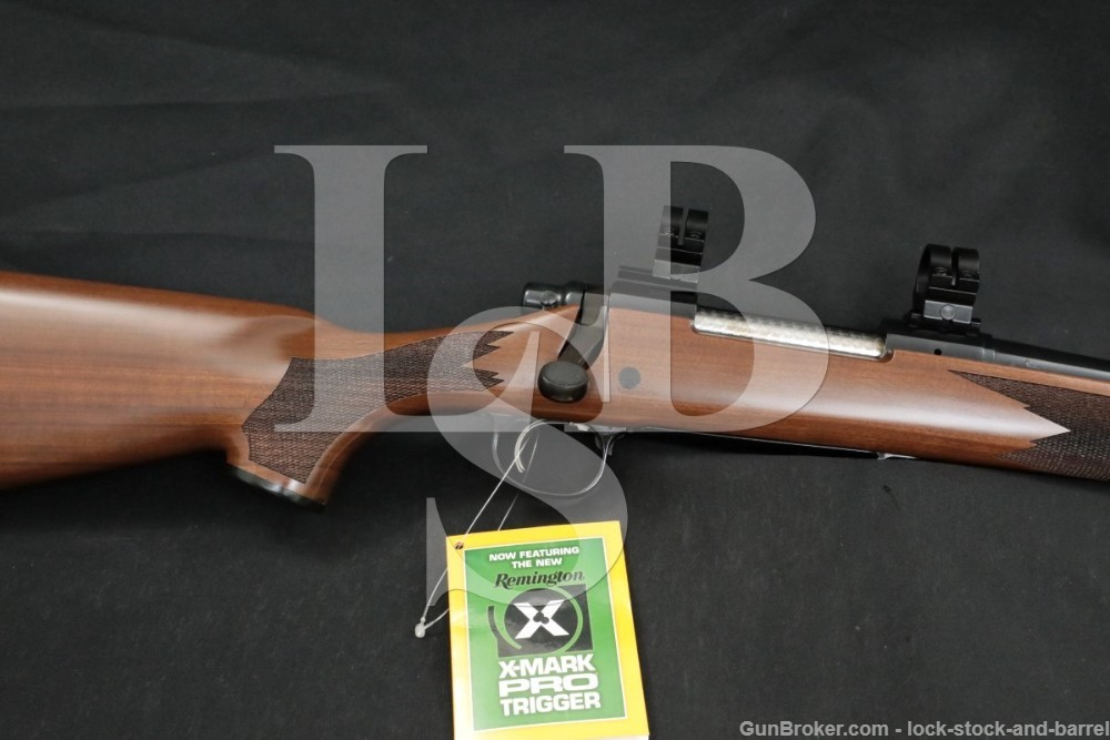 """Remington Model 700 CDL Classic Deluxe .270 Win 24"""" Bolt Action Rifle 2008"""