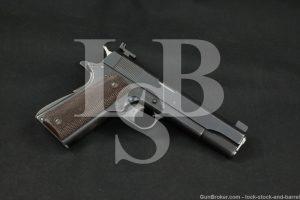Remington Rand Frame Colt Commercial Government Slide Custom M1911-A1 C&R