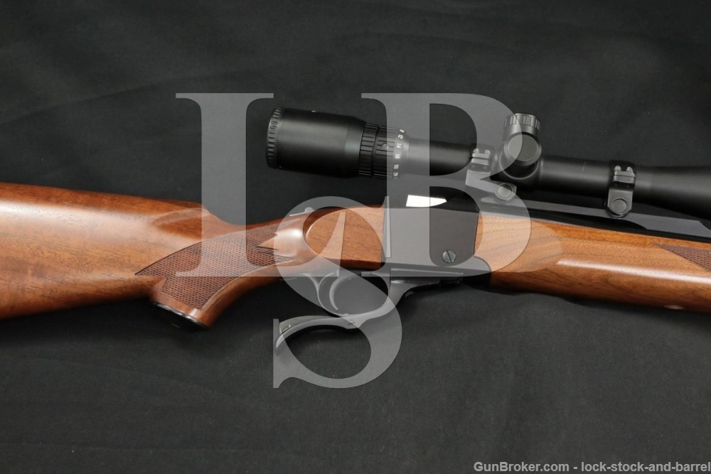 Ruger No 1 No-1 Number-1 #1 01314 270 Winchester Mag Single Shot Rifle 2009