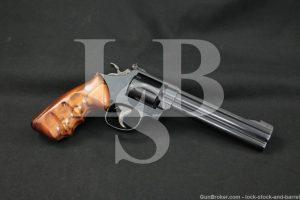 "Smith & Wesson S&W Model 16-4 K-32 Masterpiece .32 Mag 6"" Revolver 1989"