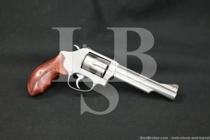 """Smith & Wesson S&W Model 60-18 Chiefs Special 162440 .357 mag 5"""" Revolver"""