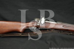 Springfield Armory 1922 MI/M2 .22 LR 1903 Military Trainer Bolt Rifle, C&R