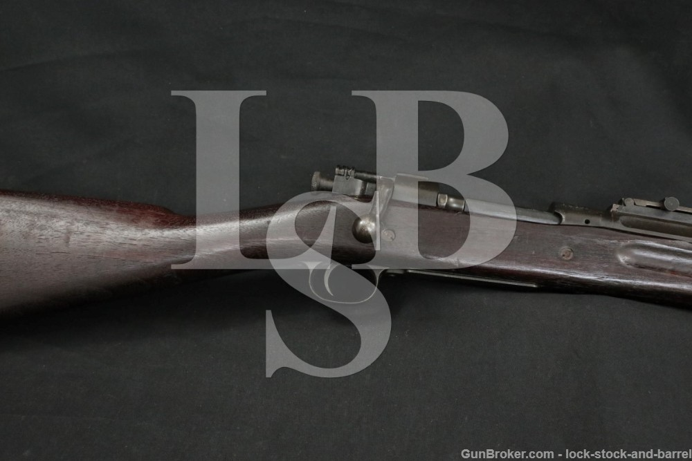 Springfield Armory Model 1903 .30-06 Bolt Action Military Rifle 1933 C&R