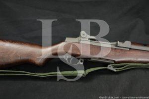 Springfield M1 Garand .30-06 Korean Semi Automatic Rifle 1942 C&R