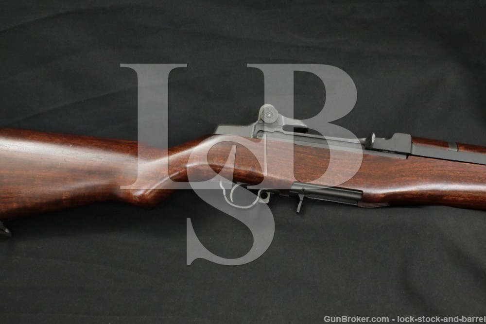 Springfield M1 Garand Conversion M1A M14 .308 Mag Fed Semi Automatic Rifle