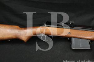 Swedish Ljungman AG-42B 6.5x55 Muzzle Break Mag Fed Semi Auto Rifle C&R