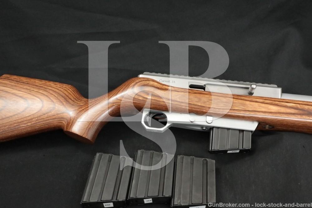 "Volquartsen Model Evolution .204 Ruger 20"" AR Mag Fed Semi-Automatic Rifle"