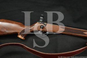 "Weatherby Germany Model Mark XXII .22 LR 23"" Blue Sling Bolt Rifle MFD 2006"